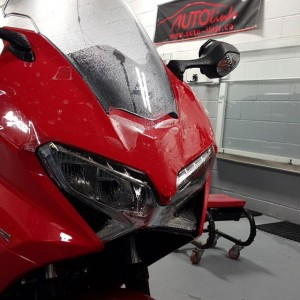Motorcycle Paint Protection